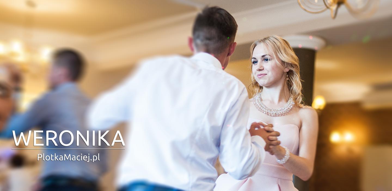 Weronika - fotograf osiemnastka Sierakowice
