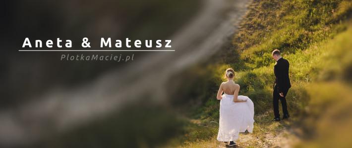 Aneta & Mateusz – fotograf Sierakowice