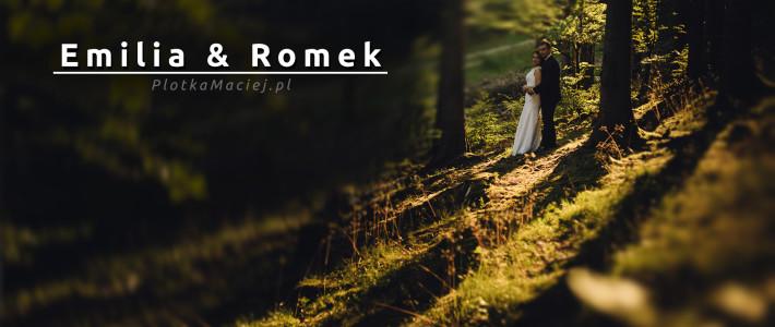 Emilia & Romek – fotograf Żukowo