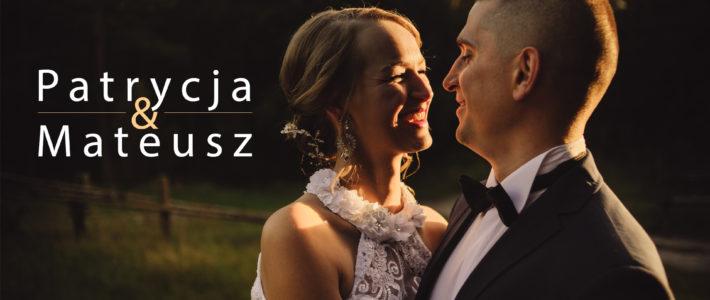 Patrycja & Mateusz – sesja ślubna Sierakowice