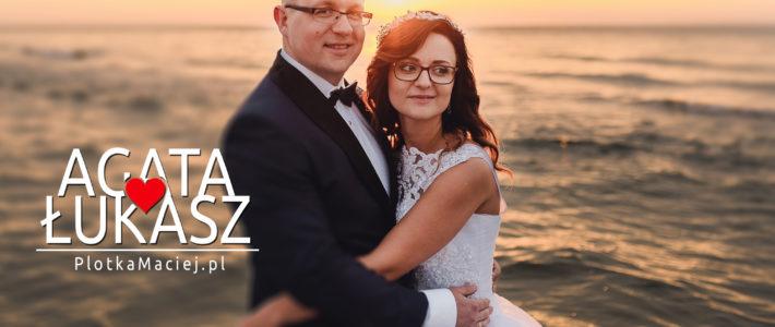 Agata & Łukasz – fotograf pomorze